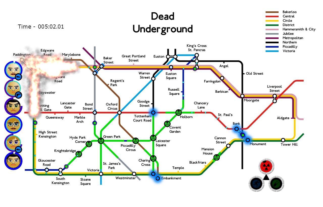 DeadUnderground